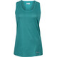 Marmot Aero Sleeveless Shirt Women teal